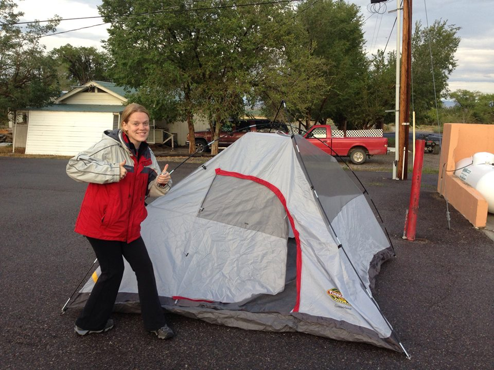 That was also the first time Iu0027ve ever pitched a tent in a parking lot. Undeterred we found a motel to stay in.  sc 1 st  Ovik Banerjee & Great Basin (Mis-)Adventure | Ovik Banerjee